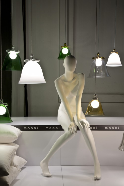 Bell lamp by Marcel Wanders