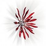Ideal lux Corallo PL6 rosso