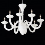 Ideal lux White Lady SP8 bianco