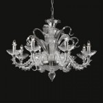 Ideal lux San Marco SP8 trasparente