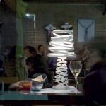 Studio italia design Curl My Light