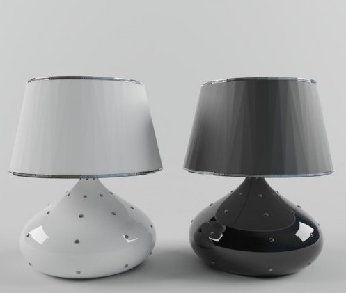 Masiero Luxury Grace Table lamp