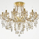 Crystal lux Beauty PL12+3 ORO CHAMPAGNE