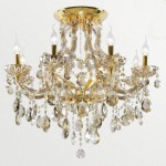 Crystal lux Beauty PL8+2 ORO CHAMPAGNE