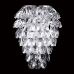 Crystal luxCHARME AP2+2 LED CROMO CRYSTAL